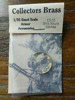 Collectors Brass 1/35 Scale Armor Accessories CB-26 Ring Mount German