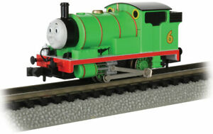 Bachmann 58792 Thomas & Friends Percy the Small Engine Locomotive N Scale