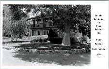 RPPC PASO ROBLES, CA California   PASO ROBLES INN   c1930s Roadside Frasher