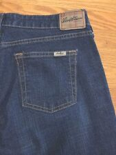 Levi Strauss Stretch Low Rise Bootcut Jeans - misses 12 short - 30 inch inseam