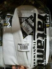 Tatami Kids Youth Childrens Nova Absolute Jiu-Jitsu BJJ Gi - White w White Belt
