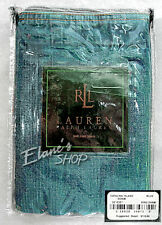 Ralph Lauren Catalina Island Denim Blue King Pillow Sha