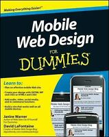 Mobile Web Design For Dummies-ExLibrary