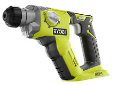 Rotary Hammer Drill Cordless 18 Volt One+ Tool SDS-Plus Lithium-Ion 1/2 in Ryobi