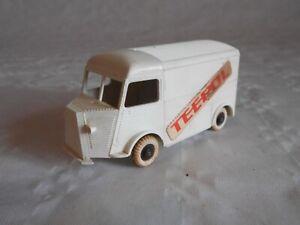 rare Cle toys No18 Citroen 1200 kgs H van Teepol