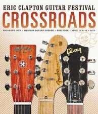 Crossroads Guitar Festival 2013 - Clapton Eric 2 DVD Set Sealed ! New !