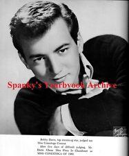 1961 Miami FL High School YB~Photos~History~Bobby Darin~Phillies Steve Carlton++