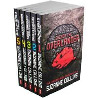 The Underland Chronicles 5 Books set By Suzanne Collins