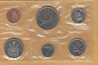 Canada 1968 Prooflike Mint Set.