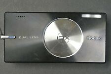 Kodak EasyShare V610 6.1MP 2.8''Screen 10x Zoom DUAL LENS Digital Camera BLACK
