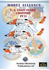 Model Alliance 1/48 U.S. Coast Guard Choppers Part 2 # 48186