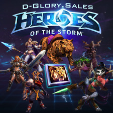 Heroes of the Storm Starter Pack - FULL (Blizzard, Battle.net, HOTS, WORLDWIDE)