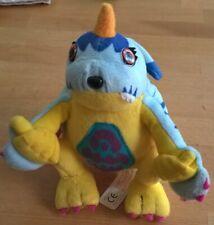 Play by play Digimon Gabumon Vintage rare 1999 plush soft toy