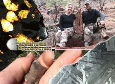 Iron From The Sky: Meteorite Hunters hunting DVD how to identify