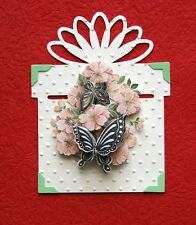 ✿ Classic 4 Corners Die ✿ Cuts 4 Separate Corners ✿ New For Cuttlebug Sizzix ✿