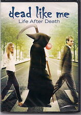 Dead Like Me: Life After Death (DVD, 2009, Checkpoint; Sensormatic; Widescreen)