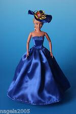 Barbie & ~~BLUE~~dress inklusive*Sammlung Vitrinen Puppe~doll~