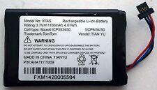 NEW GENUINE TomTom GO 60 GPS Battery GO 60S GO 600 Model VFAS AHA11110009 920mAh