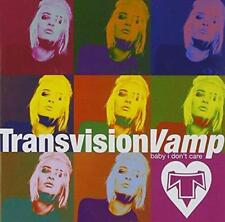 Transvision Vamp: Baby I Don't Care CD (Greatest Hits / The Very Best Of)