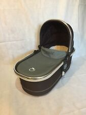 iCandy Peach Black Jack Main Carrycot Fits Peach 1 2 3 & Jogger