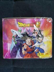 1 x Sammelalbum 2 Displays je 36 Tüten Panini Dragon Ball Super Sticker