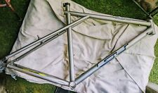 Titanium GT Lightning Mountain Bike Frame - Medium 18""
