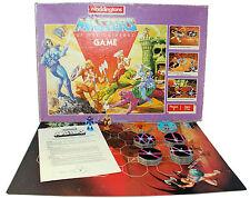C1984 Boxed He-Man (MOTU) He-man MOTU Board Game by Waddingtons #A