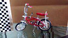Schwinn Apple Krate Sting Ray Die-Cast 1972 Replica Bicycle 1:20 Scale, COA 1998