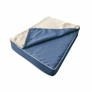 Premium Memory Foam Dog Beds with Gel Infused Soft Removable Washable, 4 Sizes