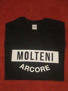 MOLTENI T Shirt Vintage Cycling Top hoodie bike Retro jersey NEW Printed