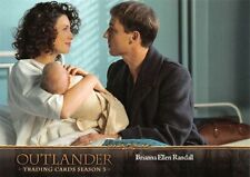 Outlander Season 3 (2019) BASE Trading Card #08 / BRIANNA ELLEN RANDALL