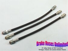 BRAKE HOSE SET Plymouth Q - 1928 1929