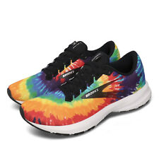Brooks Launch 7 Rock N Roll Marathon Multi-Color Rainbow Men Running 110324 1D