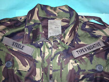 Type O Negative Vinnland Army Jacket Pete Steele Camouflage DPM Bloody Kisses