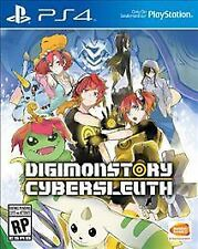 NEW Digimon Story: Cyber Sleuth Sony PlayStation 4 PS4 Factory Sealed!