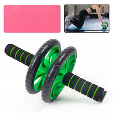 AB Power Wheel Roller for Abs Abdominal Roller Workout Exercise