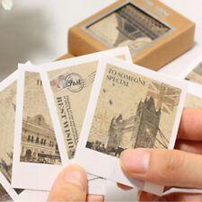 DIY Creative 40Pcs/lot Retro Greeting Cards Mini Postcard Vintage