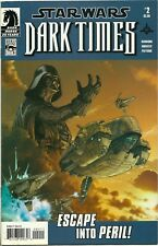 DARK HORSE STAR WARS DARK TIMES #2! VF-NM!