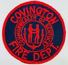 "Covington Fire Department Kenton County Kentucky KY Patch (F6) 3"""