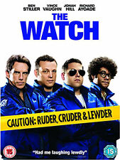 DVD:THE WATCH - NEW Region 2 UK