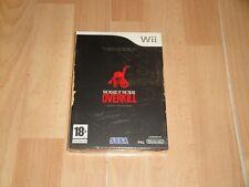 THE HOUSE OF THE DEAD OVERKILL COLLECTOR'S EDITION NINTENDO Wii NUEVO PRECINTADO