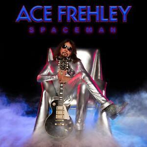 Ace Frehley - Spaceman (CD, 2018) NEU