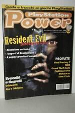 RIVISTA PLAYSTATION POWER ANNO 2 NUMERO 14 DICEMBRE 1997 USATA ED ITA VBC 51418