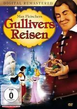 Gullivers Reisen -- Kinder/Familie/Zeichentrick -- DVD