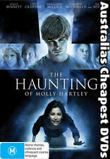 The Haunting Of Molly Hartley DVD NEW, FREE POSTAGE WITHIN AUSTRALIA REGION 4