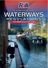 RYA European Waterways Regulations by Murrell, Tam | Paperback Book | 9781906435