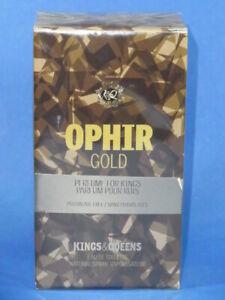 KINGS & QUEENS OPHIR GOLD 100 ML EAU DE TOILETTE SPRAY