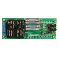 DMX RELAY DRIVER PCB, 2 / 4 Output, Mechanical or SSR, DMX512
