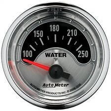 """AutoMeter 1236 American Muscle Electric Water Temp. 100-250 Degree Gauge 2-1/16"""""""