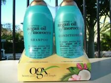 GENUINE Argan Oil Of Morocco Shampoo & Conditioner 750 ml+Bonus Comb Fast Post!!